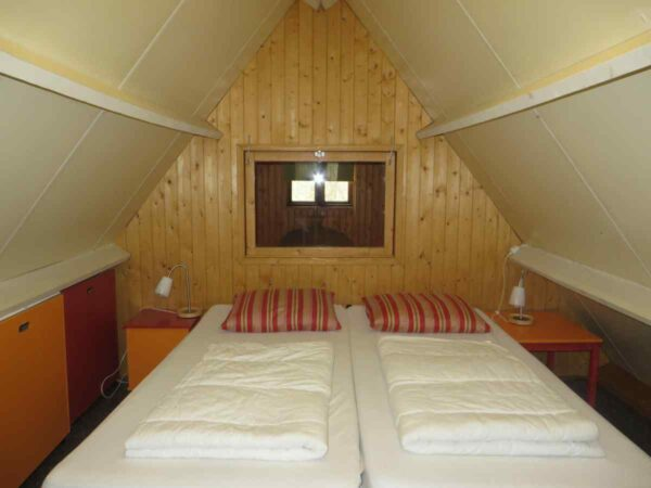 Vakantiehuis DG426 - Nederland - Drenthe - 4 personen - slaapkamer