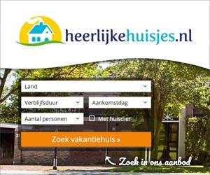 Heerlijke vakantiehuizen in Drenthe banner