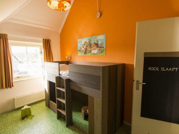 Landal Het Land van Bartje 8ELK - Nederland - Drenthe - 8 personen - kinderslaapkamer