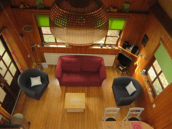 Vakantiehuis DG426 - Nederland - Drenthe - 4 personen - woonkamer